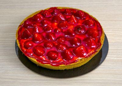 Τάρτα φράουλα