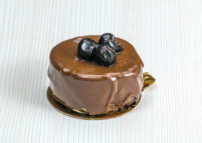 Πάστα σοκολάτα αμαρένα